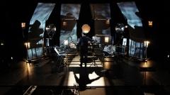 Voyage supersonique,Thierry Balasse,compagnie inouïe,Cécile Maisonhaute,Benoit Meurant,Thomas Leblanc,theatre de la Renaissance,Yi-King,Oullins,Novembre 2018