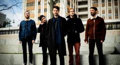 Jazz à Vienne 2021, Ayo, Léon Pahl Quintet, Arthur Allard, Gauthier Toux, Zacharie Kysk, Rémi Bouyssière,Cheick Tidiane Seck, Majid Bekkas